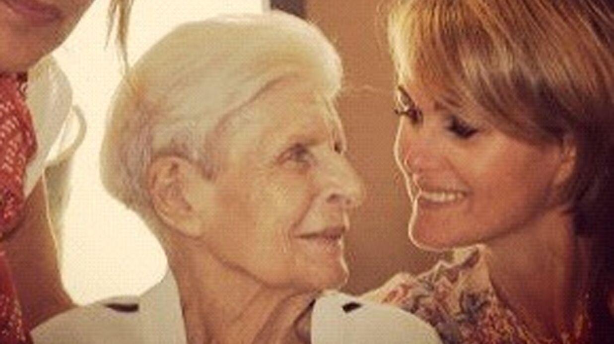 Mort de la grand-mère de Laeticia Hallyday - Voici