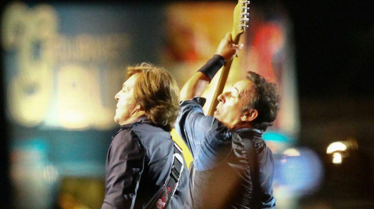 VIDEO Springsteen et McCartney virés de scène comme des malpropres