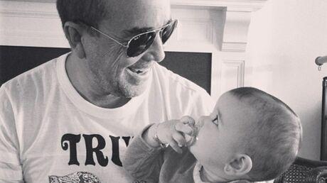 Jade Lagardère publie une photo trop mignonne de sa fille Liva avec son papa
