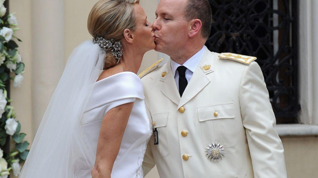 Charlène de Monaco explique pourquoi elle a pleuré à son mariage