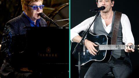 Patrick Bruel remplace Elton John malade aux Vieilles Charrues