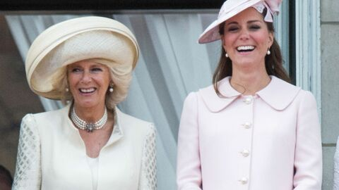 Selon Camilla Parker-Bowles, Kate Middleton accouchera à la fin de la semaine