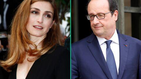Julie Gayet voudrait à tout prix que François Hollande officialise leur histoire d'amour