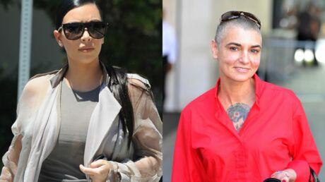 Sinead O'Connor clashe Kim Kardashian