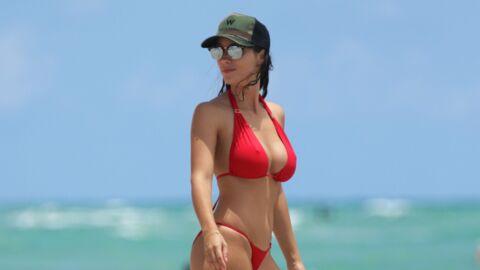 DIAPO Après la défaite des Bleus, Ludivine Sagna exhibe son corps sexy en bikini