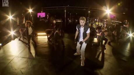 VIDEO Justin Bieber en concert au sommet de la Tour Montparnasse