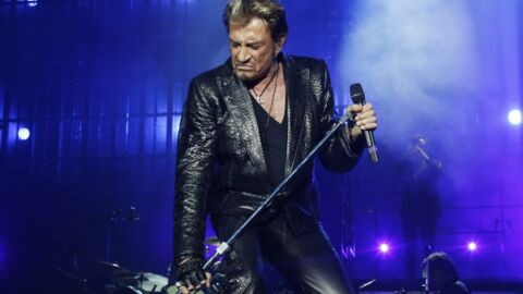 PHOTOS Concert de Johnny Hallyday au Stade de France : le live-report