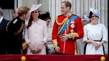 DIAPO Kate Middleton rayonnante pour sa dernière apparition avant d'accoucher