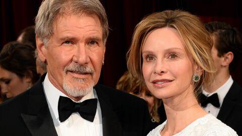 Harrison Ford se blesse sur le tournage de Star Wars, sa femme accourt à son chevet