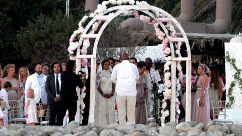 PHOTOS La rappeuse Eve s'est mariée
