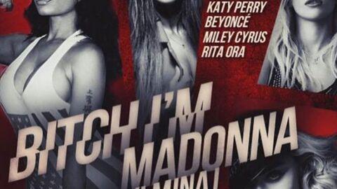 Beyoncé, Nicki Minaj, Katy Perry… Madonna s'offre un casting de folie pour son prochain clip