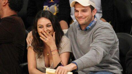 Mila Kunis enceinte de son deuxième enfant avec Ashton Kutcher