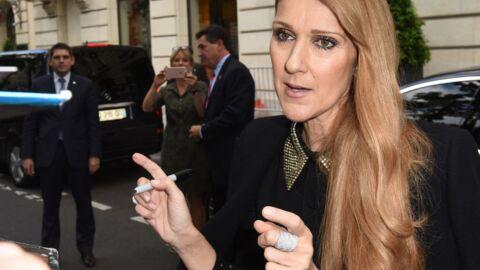 PHOTOS Céline Dion: sous les yeux de ses jumeaux, elle éblouit ses fans parisiens