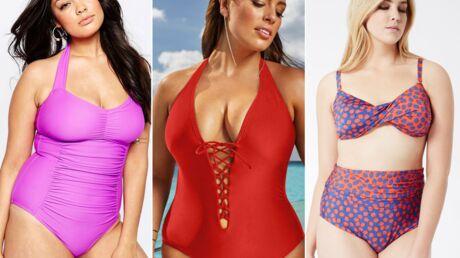 Mode: 25 maillots de bain grandes tailles à adopter pour cet été!