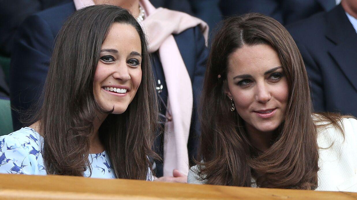 Kate Middleton et sa sœur Pippa: la surprenante origine de leurs surnoms quand elles étaient enfants