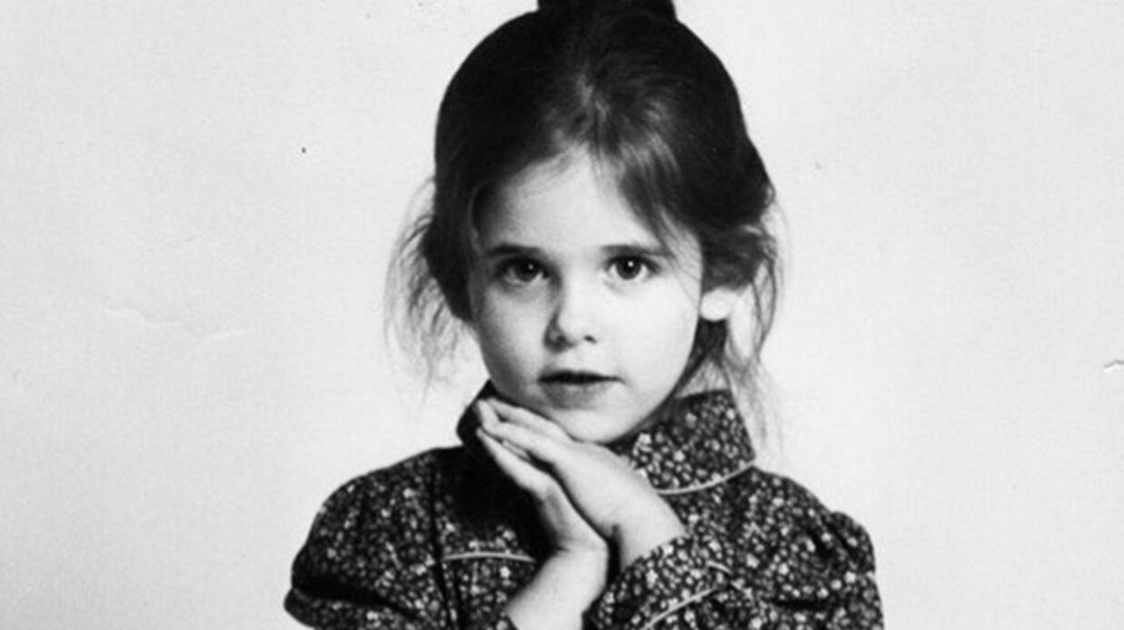 Saurez-vous deviner quelle célèbre actrice est devenue cette petite fille?