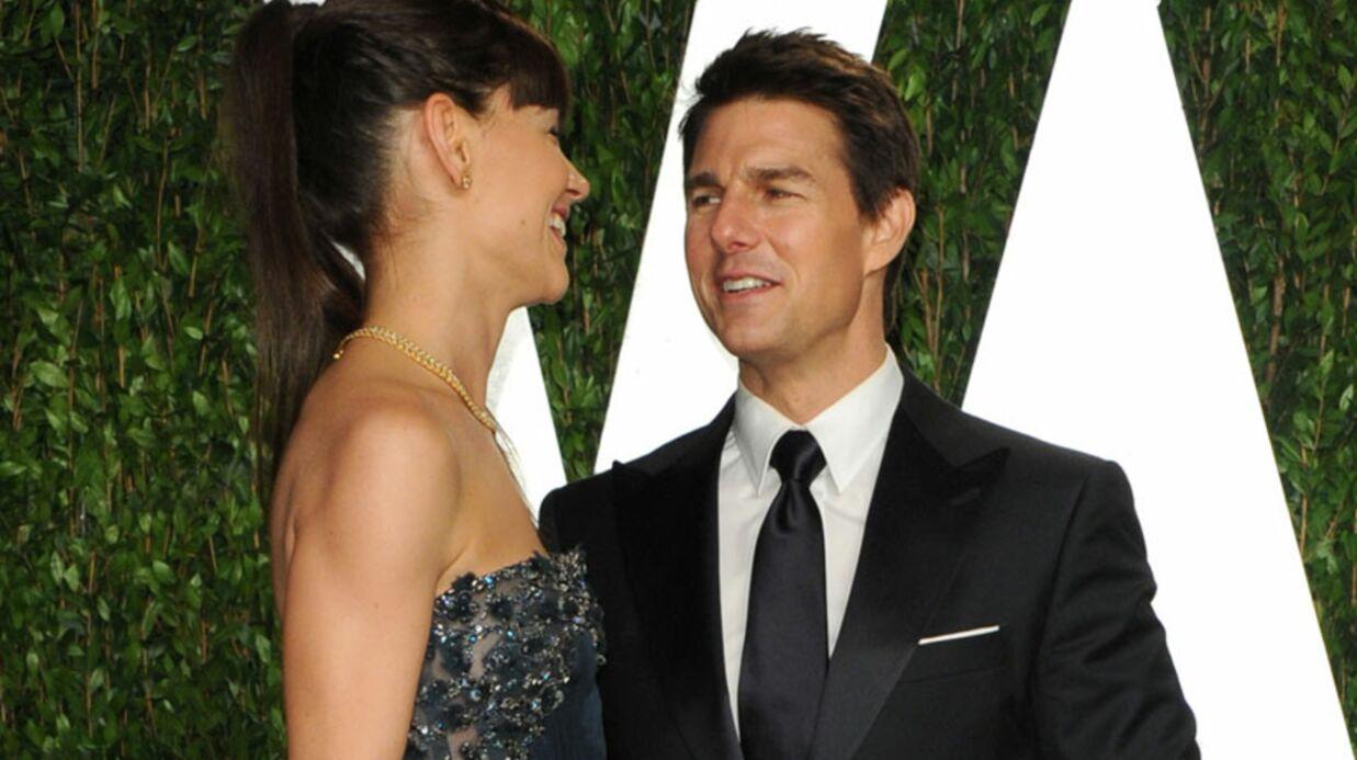 Tom Cruise: quand il parle de Katie Holmes, il a 12 ans