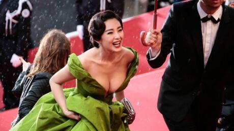 DIAPO Cannes: une première montée des marches ultra glamour pour Gatsby