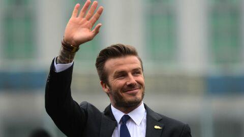 David Beckham met un terme à sa carrière sportive