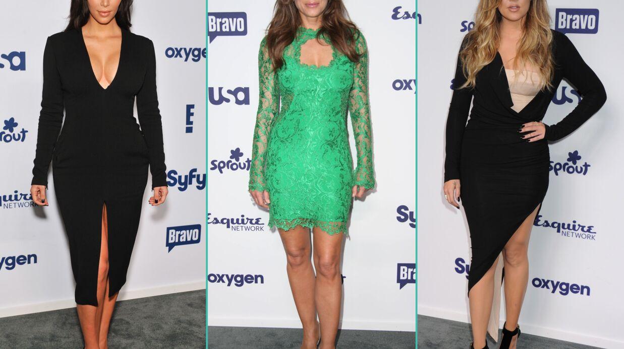 PHOTOS Liz Hurley lumineuse, Kim et Khloé Kardashian ultra sexy