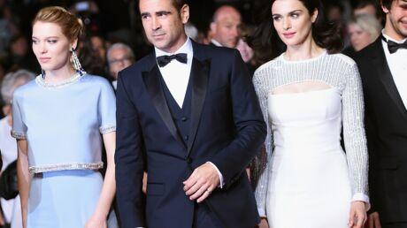 DIAPO Cannes 2015: Léa Seydoux et Rachel Weisz sublimes aux bras de Colin Farrell