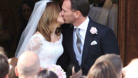 DIAPO Geri Halliwell: l'ex-Spice Girl s'est mariée avec Christian Horner