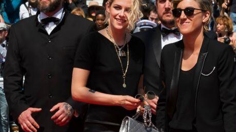 PHOTO Kristen Stewart et son ex, Alicia Argile, très proches à Cannes