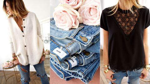Audrey Lombard: l'instagrameuse et blogueuse mode sort (enfin!) une collection capsule