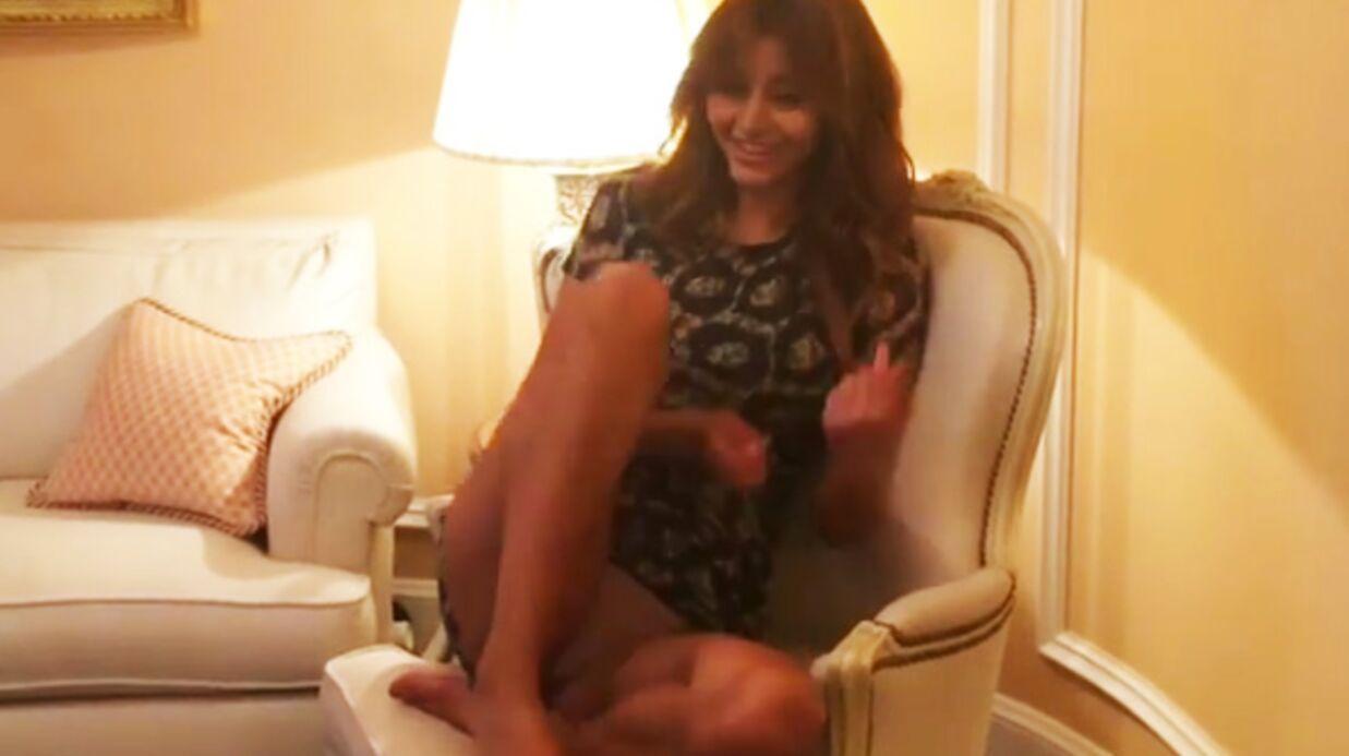 Zahia en mini-jupe et sans culotte dans une vidéo sur Instagram? Ses fans s'interrogent