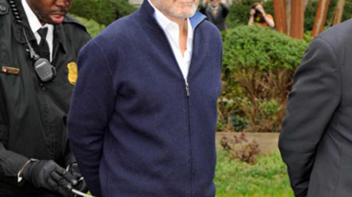 L'acteur George Clooney a été arrêté