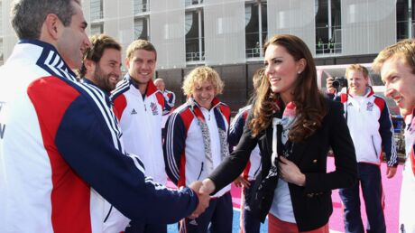 PHOTOS Kate Middleton: la reine du hockey