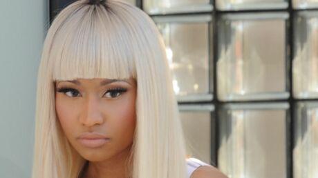 Nicki Minaj vide son sac