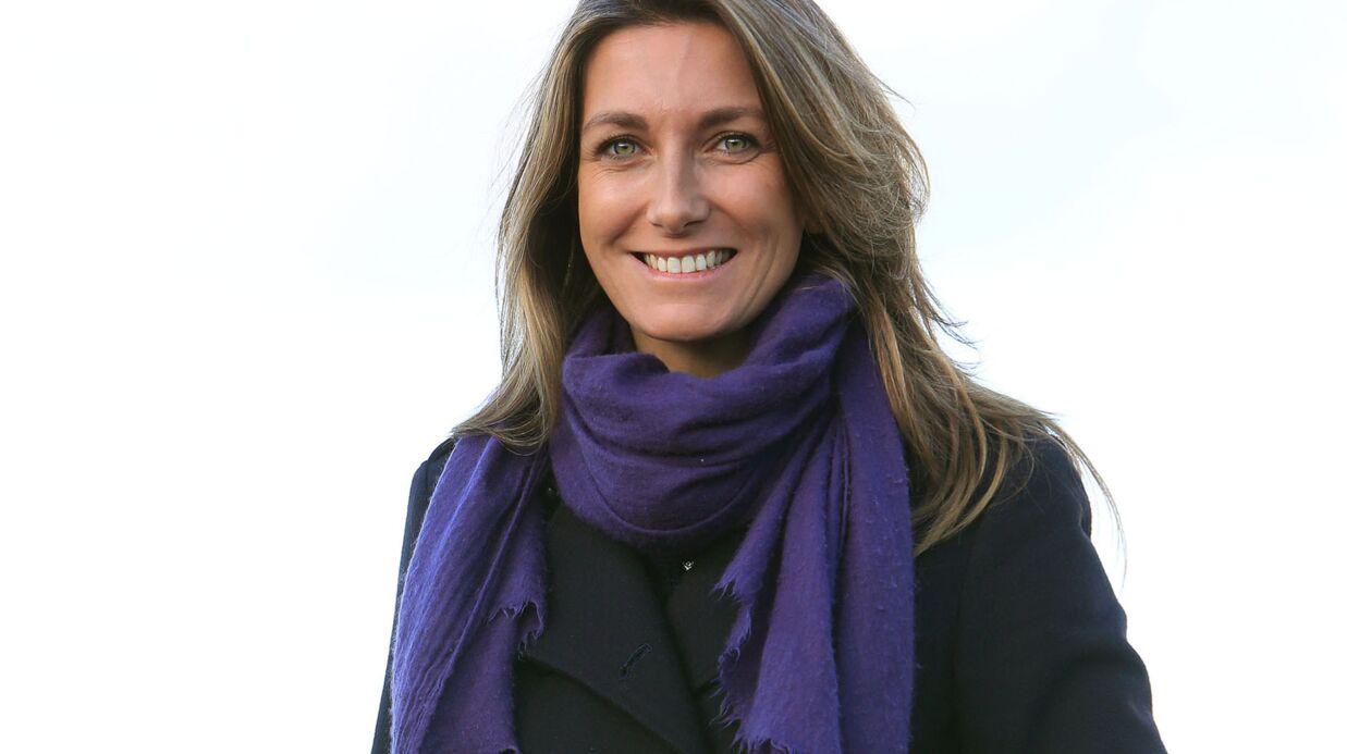 Anne-Claire Coudray est enceinte: qui pour remplacer Claire Chazal cet été?