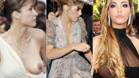DIAPO Les accidents de robes sur le red carpet