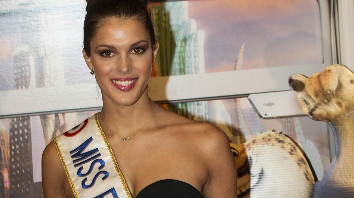 PHOTO Iris Mitte­naere : Miss France poste un selfie sans maquillage