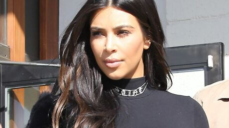 PHOTO Kim Kardashian poste une photo d'elle au naturel
