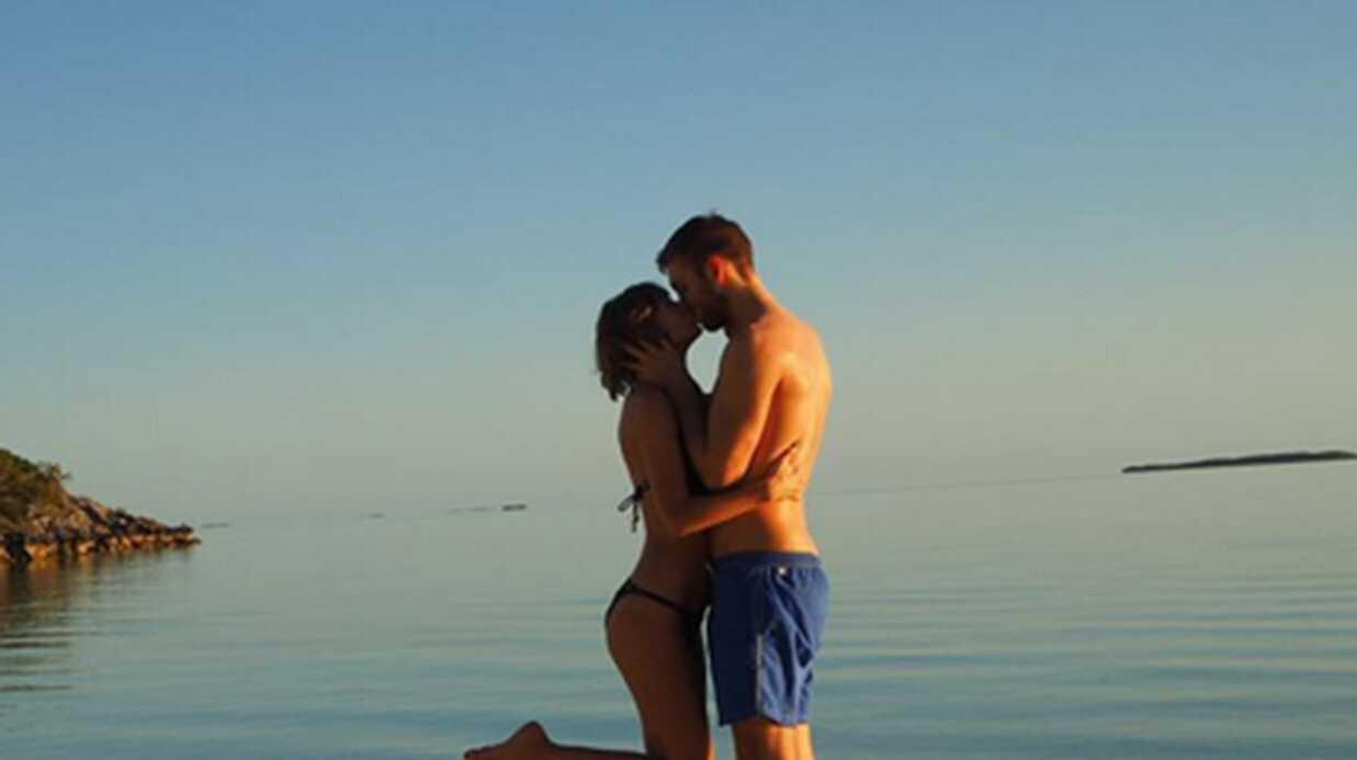 PHOTOS Taylor Swift très sexy en bikini avec Calvin Harris