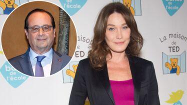 «François Hollande ne sait pas que je me suis mariée…»