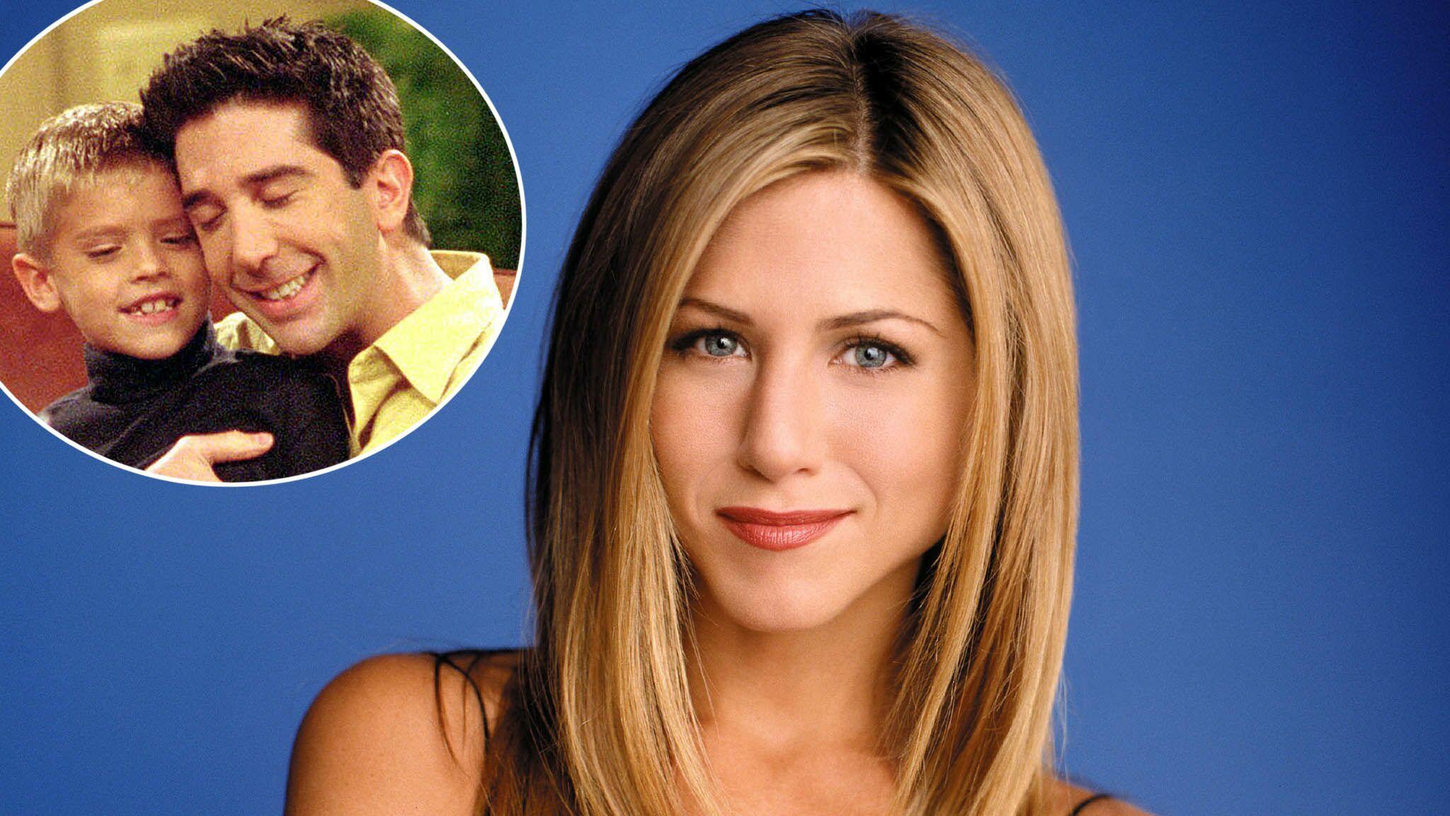 a fait Rachel et Chandler brancher