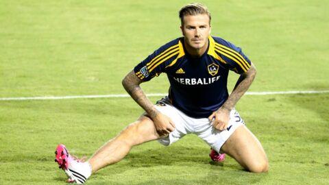 David Beckham n'ira pas jouer en Australie