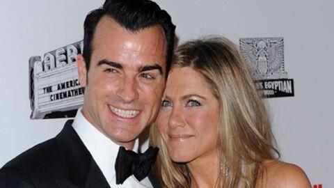 DIAPO Jennifer Aniston et Justin Theroux: un couple au comble du glamour