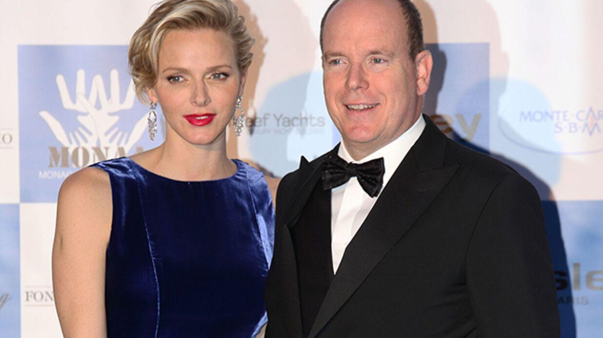 PHOTOS Charlène de Monaco éblouissante lors d'une soirée caritative
