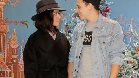 PHOTOS Alizée et Grégoire Lyonnet très amoureux à Disneyland