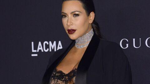 Kim Kardashian se confie sur sa grossesse douloureuse