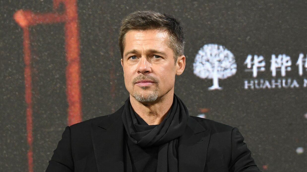 Brad Pitt dévasté d'avoir vu ses enfants seulement trois fois en 2 mois
