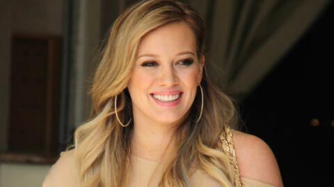 A 24 ans, Hilary Duff va être maman d'un petit garçon