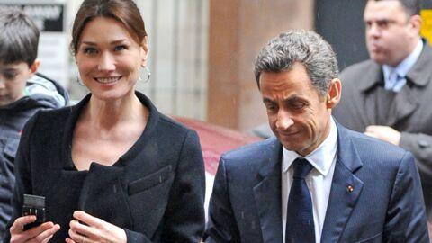 Nicolas Sarkozy et Carla Bruni: 1 100 dollars de nourriture à emporter