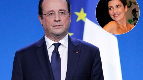 Cristina Cordula sait pourquoi François Hollande a toujours sa cravate de travers!