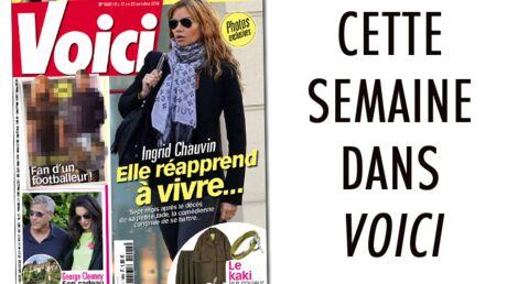 Cette semaine dans Voici: le difficile combat d'Ingrid Chauvin