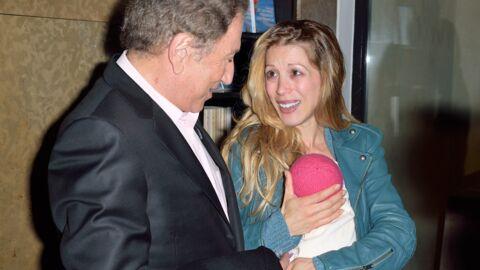 PHOTOS Tristane Banon présente sa petite fille à Michel Druker